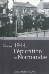1944, l'épuration en Normandie