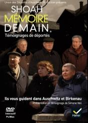 Mémoire demain : ils vous guident dans Auschwitz et Birkenau