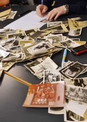 Collecte d'archives à Boca Raton