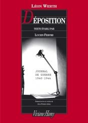 Déposition : journal, 1940-1944