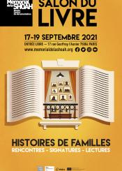 Salon du livre du Mémorial