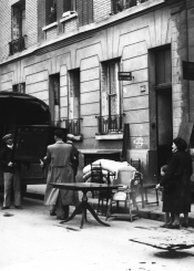 Pillages des biens juifs en Europe de l'Ouest