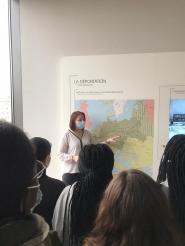 Visite guidée de l'exposition permanente de Drancy