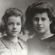 Cécile Rajngewic-Zoly et Henri Zajdenwerger