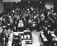 Nuremberg, les coulisses d'un « procès-spectacle »