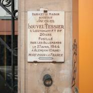 Histoires des plaques commémoratives