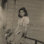 Esther Sénot (Salle de retransmission)