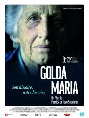"""Diffusion du film """"Golda Maria"""" de Patrick et Hugo Sobelman"""