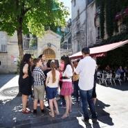 Visite du Marais juif