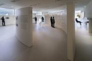 """Visite inaugurale de l'exposition """"Les gratte-ciel oubliés de la cité de la Muette (1931-1976). Cinq tours symboles de la cité puis du camp de Drancy"""""""