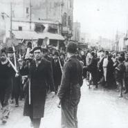 Les Juifs de Tunisie sous le gouvernement de Vichy et l'Occupation nazie pendant la Seconde Guerre mondiale