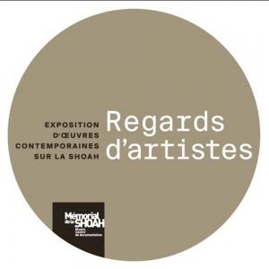 Regards d'artistes, exposition d'œuvres contemporaines sur la Shoah