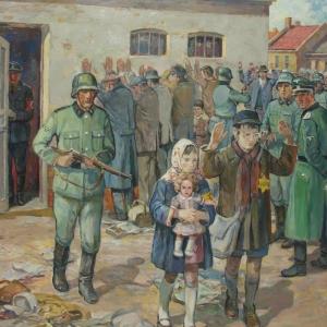 Un Kinderblock à Birkenau de Chochana Boukhobza
