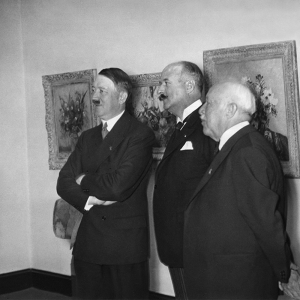 La politique culturelle dans l'idéologie nazie