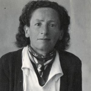 Reporté - Eva Kotchever (1891-1943), fondatrice d'un club de femmes à New York