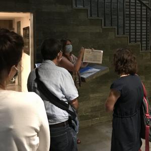 Visite guidée de l'exposition permanente