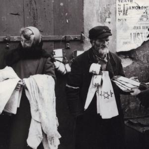 76e anniversaire du soulèvement du ghetto de Varsovie
