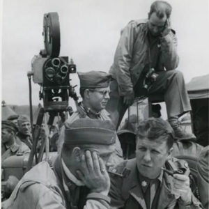 Filming the Camps, from Hollywood to Nuremberg: John Ford, Samuel Fuller, George Stevens