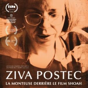 """""""Ziva Postec, la monteuse derrière le film Shoah"""" de Catherine Hébert"""