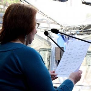 Réunion d'information et de préparation aux cérémonies de lecture
